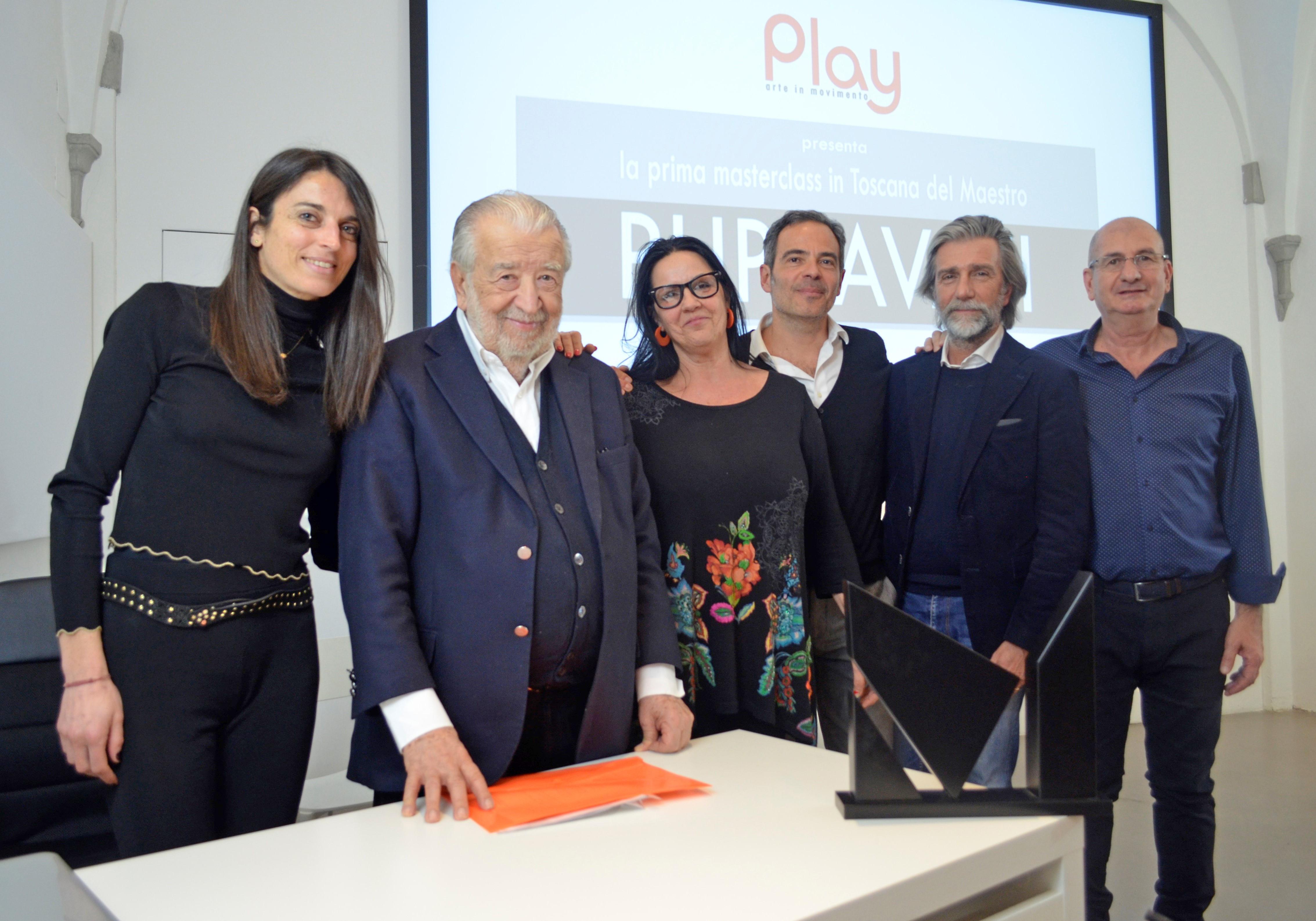 Pupi Avati a Manifatture Digitali Cinema Prato